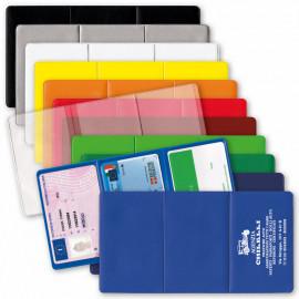 Art. 17 TRIS Portapatente Portacard 3 Tasche