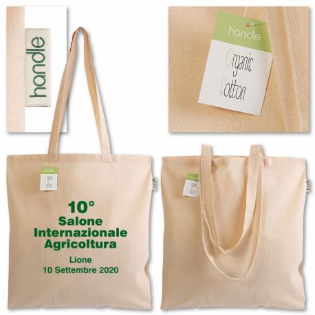 Art. 18145 Shopper in Cotone Organico