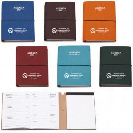 S 0269 Agenda Settimanale con Notes 15x21 cm