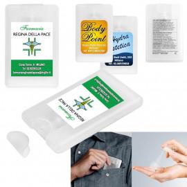 Art. 20466 - Gel igienizzante Spray formato Card