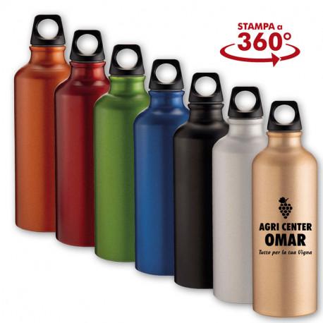 Art. 20458 - Borraccia in alluminio 500 ml