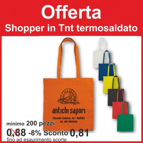 Offerta Shopper TNT